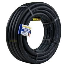 goodyear 12709 red rubber air hose 1 2