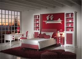 beautiful pictures of teenage girl bedroom decoration ideas cute red teenage girl bedroom decoration using