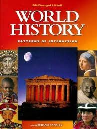 World History Textbook Patterns Of Interaction Stunning McDougal Littell World History Patterns Of Interaction World