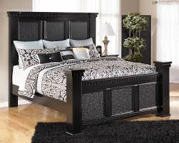 Levitz Bedroom Furniture Signature Design By Ashley Cavallino King Mansion Poster Bed
