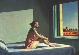 Edward Hopper Light And Dark Morning Sun Edward Hopper Sartle Rogue Art History