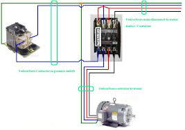 single phase to three wiring diagram images single phase mag ic starter wiring diagram on 6 pole 3 phase motor