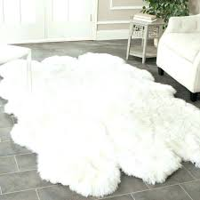 flokati rug ikea exquisite faux sheepskin with wire chair and animal skin rugs rug cleaning cozy flokati rug ikea