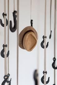 clothing hooks astounding coat hanger stand wall with regard to hanging racks decor 5