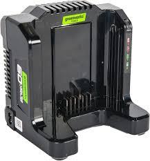 Купить <b>Зарядное устройство Greenworks G60UC</b> (2918507) в ...