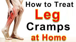 pain relief leg cramps