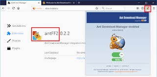 Ant Download Manager Addons Unique Download Manager Firefox Resume