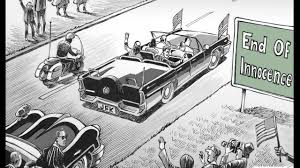 expressway jfk inspired a proud view of our melting pot newsday opinioncartoonists remember jfk