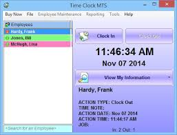 The Top 7 Free And Open Source Time Clock Software Systems