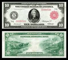 Design Your Own Dollar Bill Template Federal Reserve Note Wikipedia