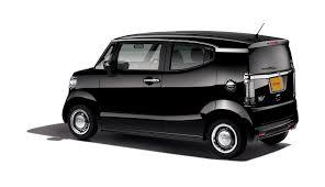 new car launches of hondaHonda Launches AllNew NBOX SLASH Kei Car in Japan