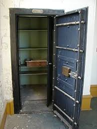 j j taylor strongroom from 1901 emergency vault door