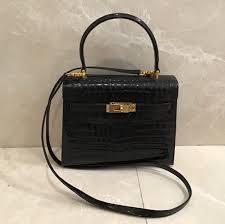 Designer Bags Made In Italy Black Designer Bag Made In Italy Limited Edition Depop