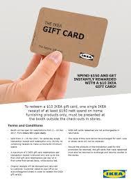 chs gift card balance ikea gift card balance