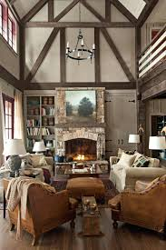 decor ideas for living room with brown leather furniture cozy rooms and  decorations