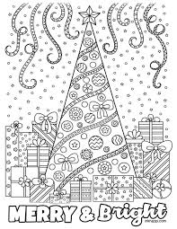 Grab your red and green pencils for starters, and off you go. Christmas Coloring Pages And Some Fun Christmas Jokes Inkhappi