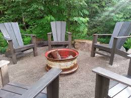 Small Picture Rustic fire pit Snohomish WA Sublime Garden Design Sublime