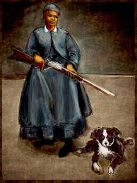 Stagecoach Mary - Laura Jeanne Grimes, artist