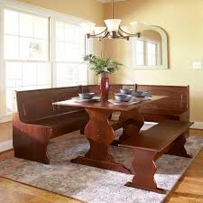 linon home decor chelsea 3 piece walnut dining set