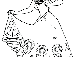 elsa and anna coloring pages book image frozen inspirational disney princess a