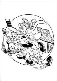 Kleurplaat Disney Kleurplaat Kwik Kwek En Kwak Animaatjesnl