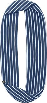 <b>Шарф Buff Cotton</b> Infinity Denim Stripes, цвет: деним. 115015.788 ...