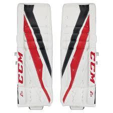 Ccm Leg Pad Sizing Chart Ccm Extreme Flex E3 9 Interrmediate Goalie Leg Pads