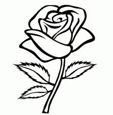 While your child is busy by coloring drawings you can do your errands. Coloring Pages Printable Easy Flowers To Draw For Kidsprintables Kids Crossword Puzzles Fun Rainbow Simple Sheets Small Golfrealestateonline