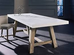 marble top dining table australia. dining table stunning reclaimed wood in concrete top outdoor marble australia