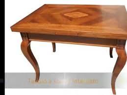 Tavolo Consolle Allungabile Classico : Tavolo tavoli in stile classico antichi arte povera su misura