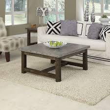 Square Living Room Furniture Square Coffee Table With Coffee Table Enchanting Square