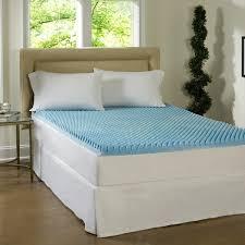 memory foam bed topper. Comforpedic Loft From Beautyrest Dorm 4-inch Textured Gel Memory Foam  Mattress Topper Memory Foam Bed Topper T