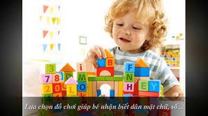 Kinh nghiệm chọn đồ chơi thông minh cho bé trai 3 tuổi - YouTube