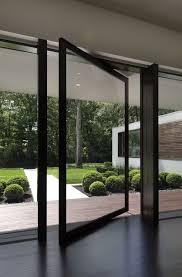 front entry doors. New Canaan Residence Pivot Front Entry Door Doors E