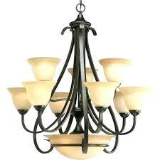 progress lighting renovations collection medium size of sputnik chrome 9 bulb chandelier portfolio bronze branching bubble