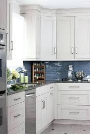 backsplash for white kitchen cabinets white kitchen cabinets with blue glass tile kitchen tile backsplash pictures backsplash for white kitchen cabinets