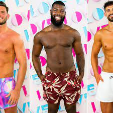 Love Island 2021 Casa Amor Boys ...