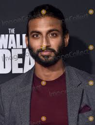 """Photos and Pictures - 24 September 2019 - Hollywood, California - Avi Nash.  """"The Walking Dead"""" Season 10 Los Angeles Premiere held at The TCL Chinese  Theatre. Photo Credit: Birdie Thompson/AdMedia"""