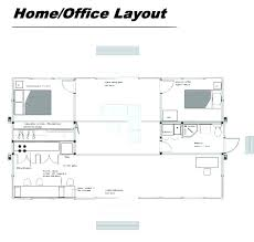 home office plans layouts. Home Office Designs For Two Design Ideas Layout Plans Layouts