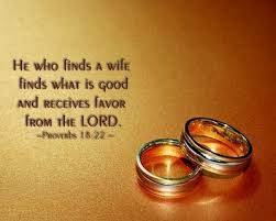 Bible Quotes About Marriage