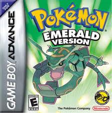 Pokemon Emerald Save File   GBA Pokemon Emerald Save Game