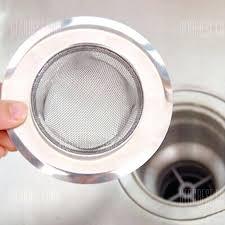 sink hair catcher stainless steel bathtub hair catcher stopper shower drain hole filter trap metal wire