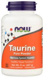 <b>Taurine Pure Powder</b> 8 Oz | Natural Grocers