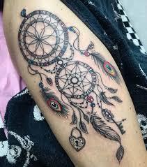 Cute Dream Catcher Tattoos 100 Amazing Dream Catcher Tattoo Ideas crazyforus 88