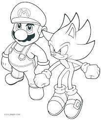 Super Mario Coloring Pages Awesome Collection Mario Party Coloring