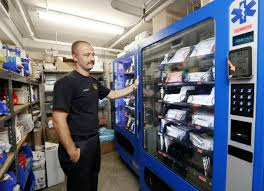 Medical Supply Vending Machine Cool Rising Costs Force EMS Crews To Deal With Medical Supply Shortages