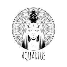 Aquarius zodiac sign coloring page from star signs category. Zodiac Coloring Pages Printable Zodiac Signs Coloring Pages For Women Plus A Free 2020 Calendar Printables 30seconds Mom
