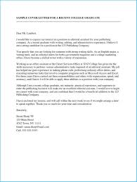 Editorial Assistant Cover Letters Brilliant Cover Letter For Recent College Graduate To Create