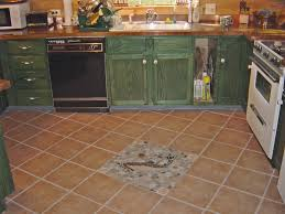 Flooring For A Kitchen Best Kitchen Flooring Material Rubber And Linoleum Are Good