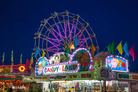 Alameda County Fairgrounds Christmas Lights How To Spend A Day At The Alameda County Fair The Purple